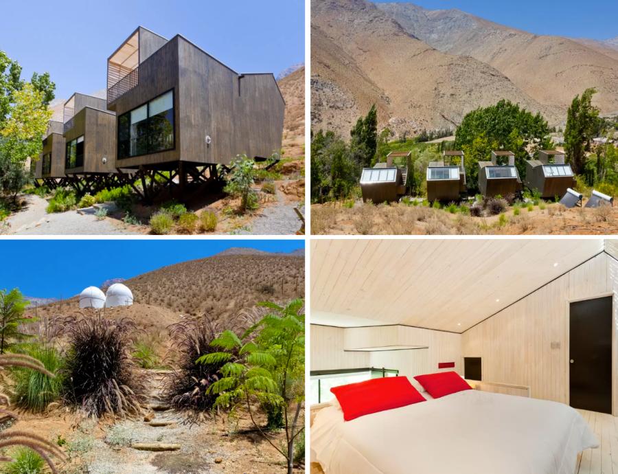 Аренда обзорного домика в Чили