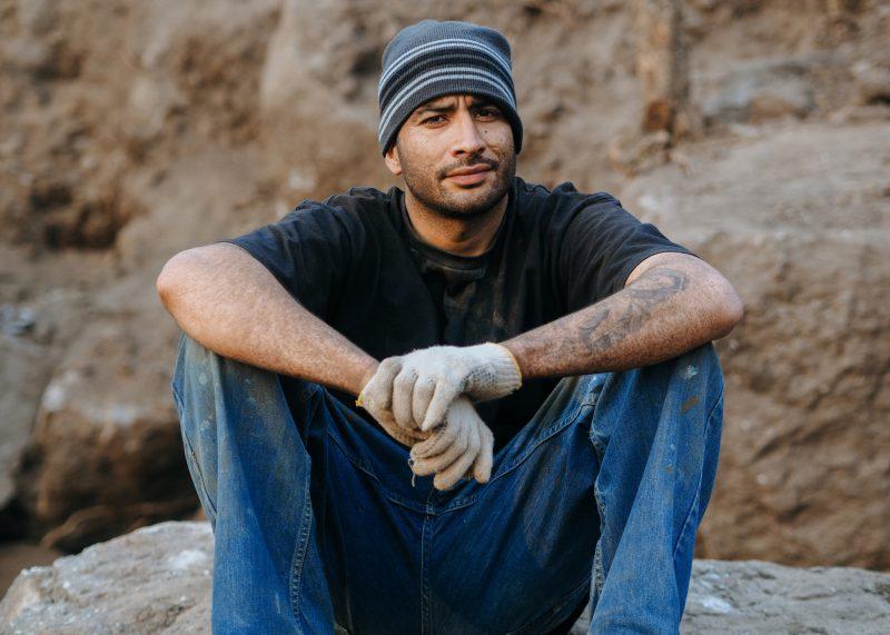 Волонтёр-строитель в Катманду