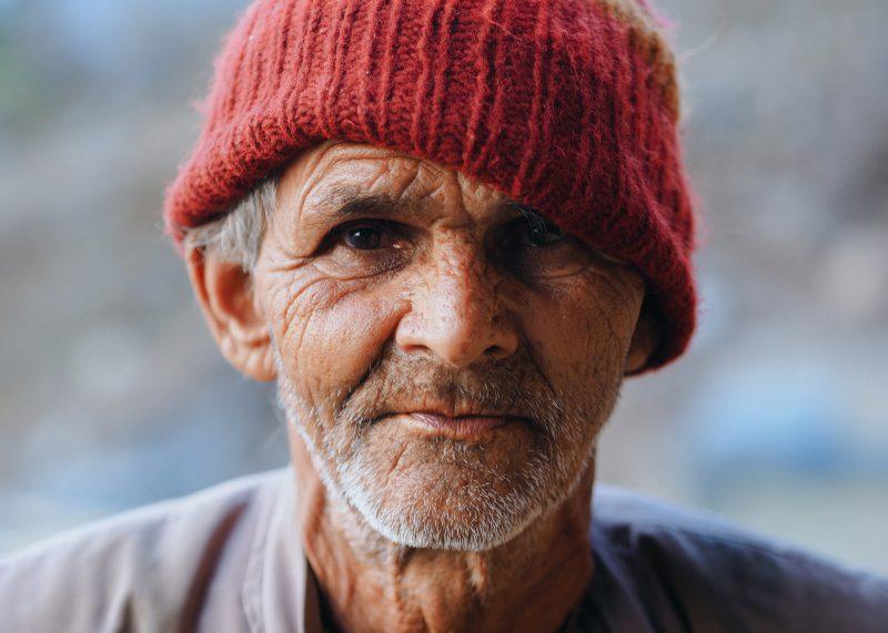 Непалец под Катманду
