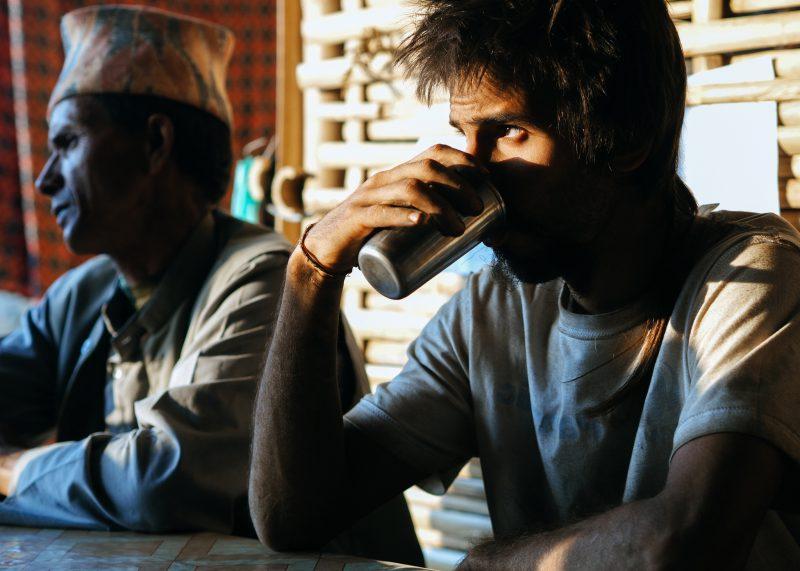 Непал, волонтёры