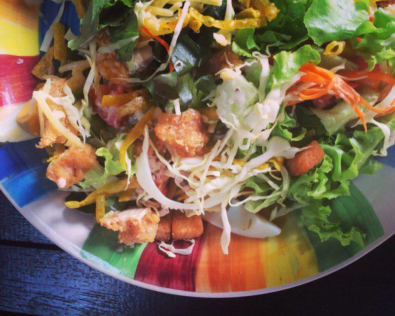 Treehouse салат на Самуи