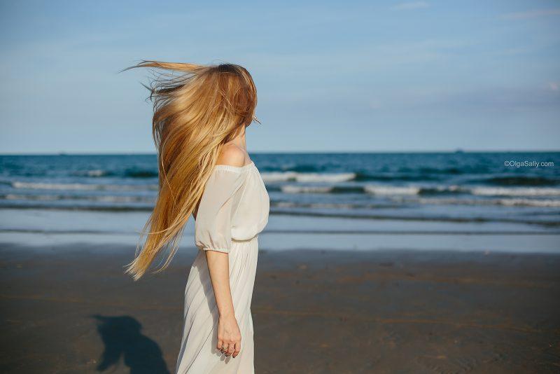 Солёный ветер на губах