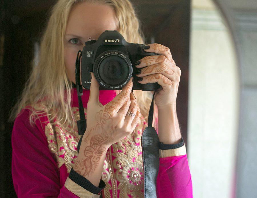 Международный фотограф Ольга Салий