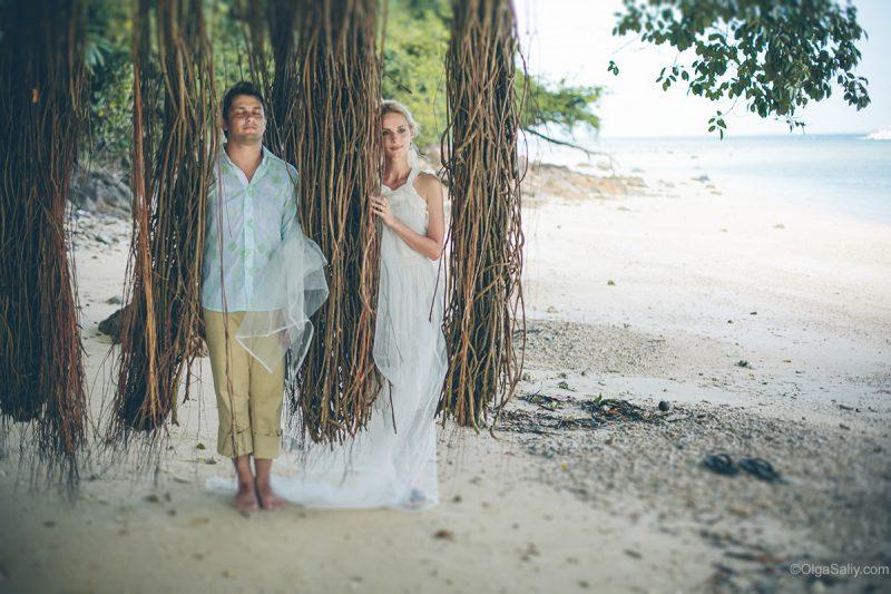 Свадебная фотосессия за рубежом