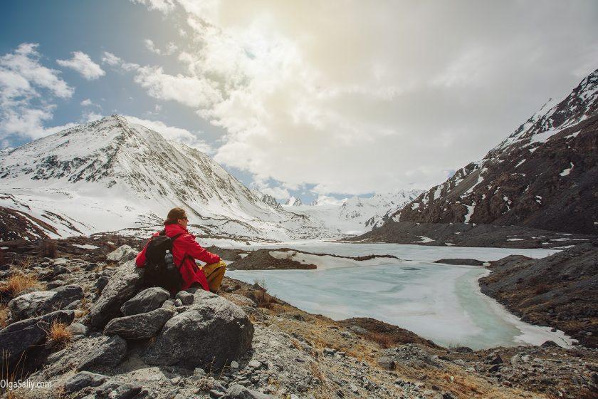 Софийский ледник, Алтай