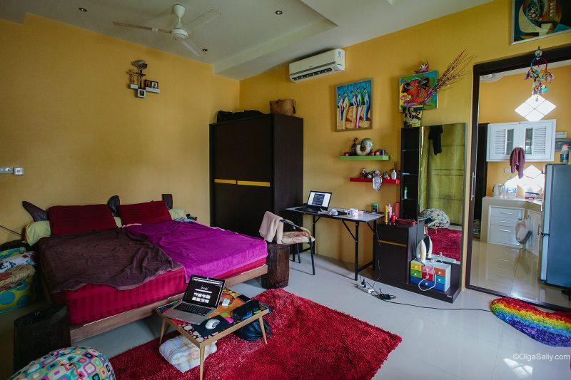 Аренда комнаты с кухней на Самуи, Таиланд (7)