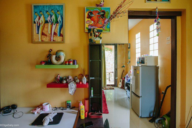 Комната с кухней на Самуи, Таиланд, аренда