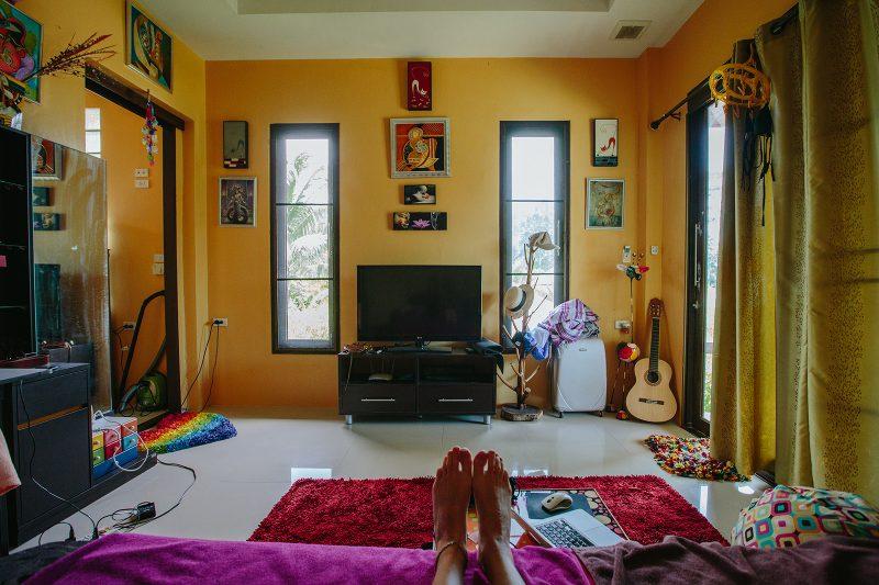 Наша уютная комнатка на Ко Самуи, Таиланд - где арендовать