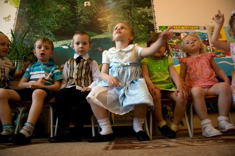 Детский сад в России. Фото (16)