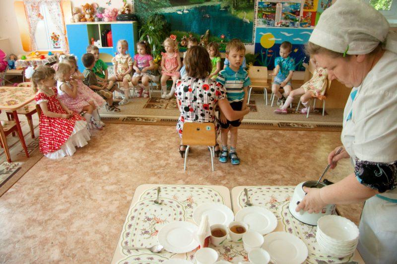 Детский сад в России. Фото (4)