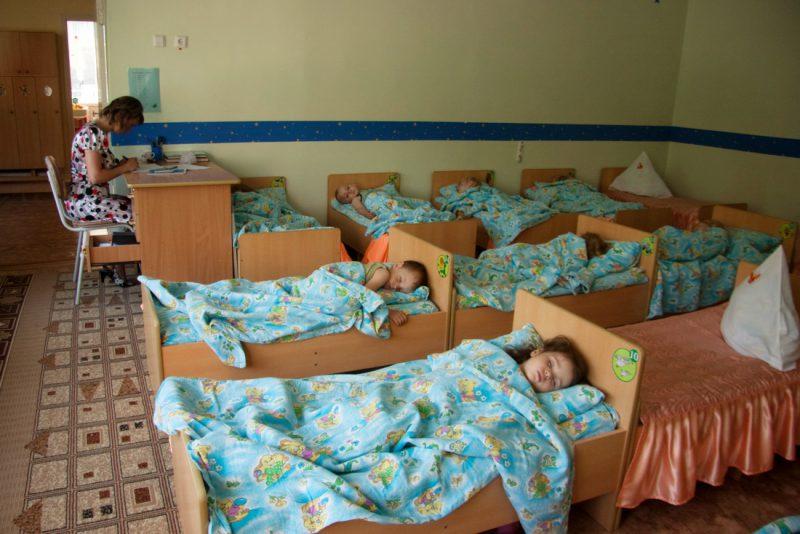 Сончас в детском саду