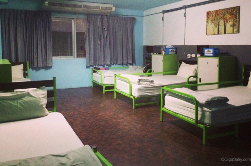 Отличный хостел и отель в Бангкоке (12)