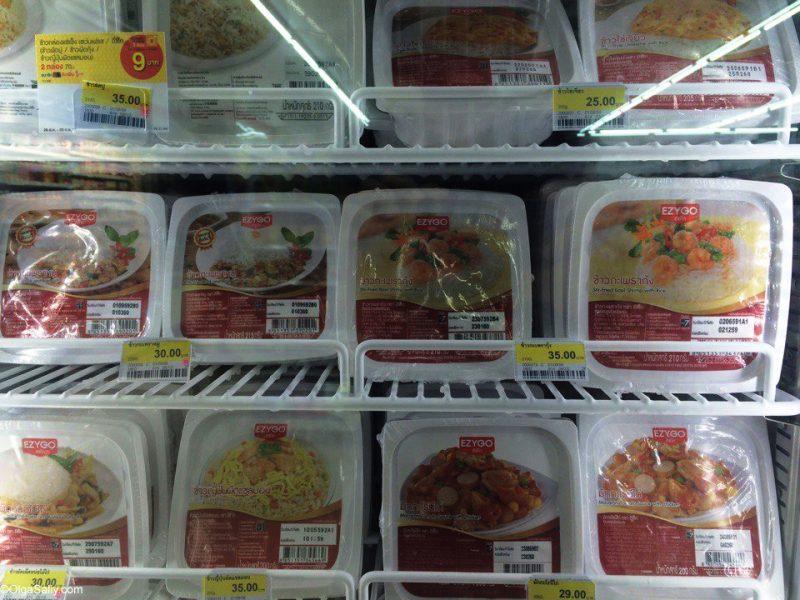 Фото обзор цен в магазинах 7-11 в Тайланде (47)