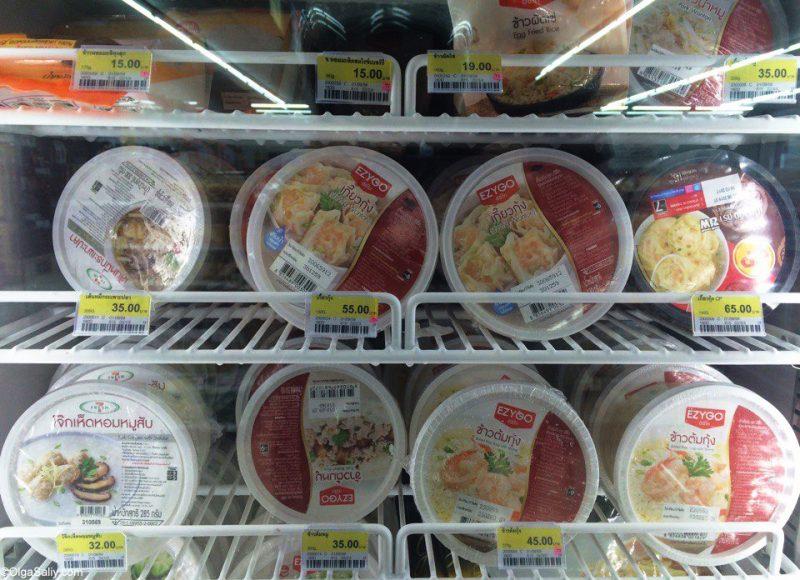 Фото обзор цен в магазинах 7-11 в Тайланде (46)