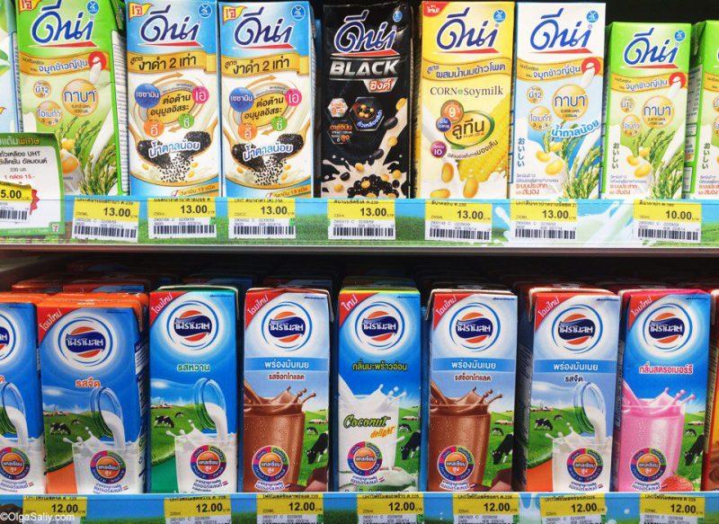 Фото обзор цен в магазинах 7-11 в Тайланде (40)