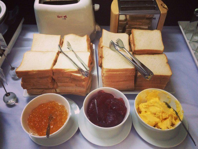 Завтраки в отеле Бангкока