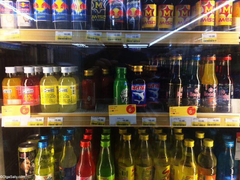 Фото обзор цен в магазинах 7-11 в Тайланде (36)