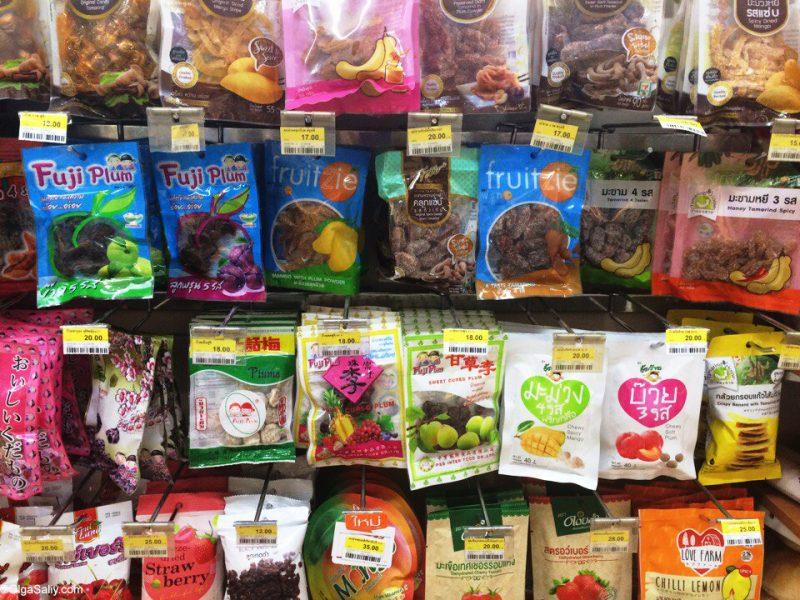 Фото обзор цен в магазинах 7-11 в Тайланде (30)