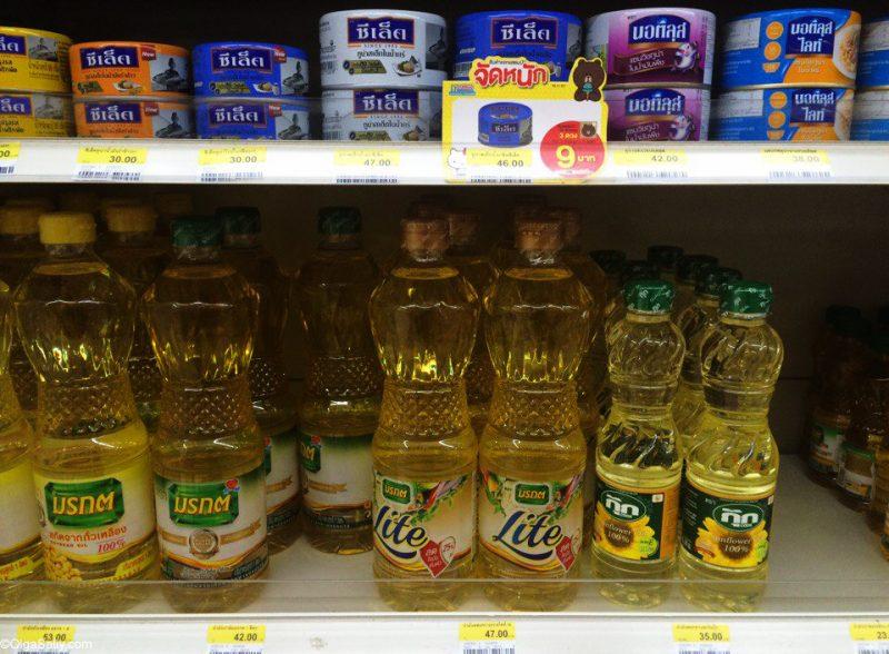 Фото обзор цен в магазинах 7-11 в Тайланде (29)