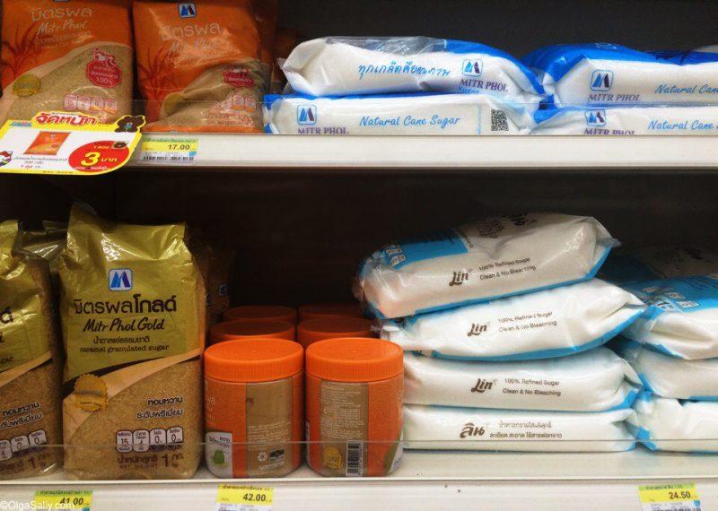 Фото обзор цен в магазинах 7-11 в Тайланде (28)
