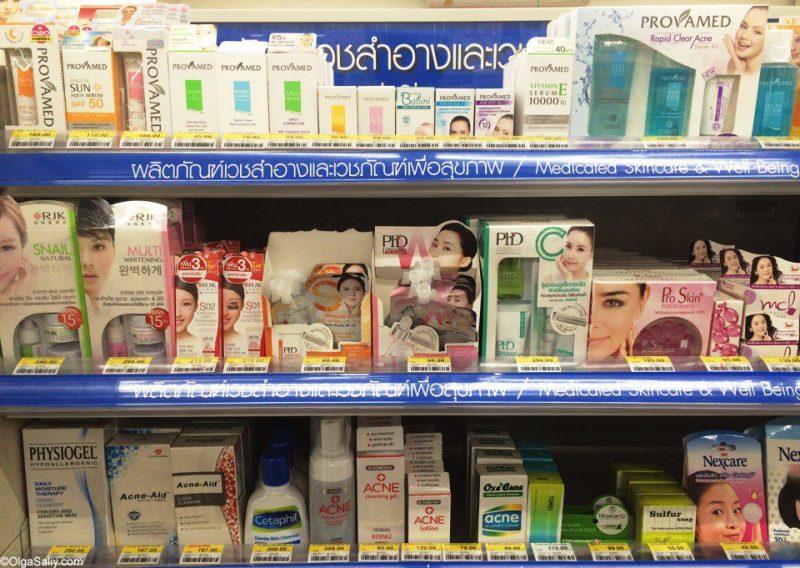 Фото обзор цен в магазинах 7-11 в Тайланде (22)
