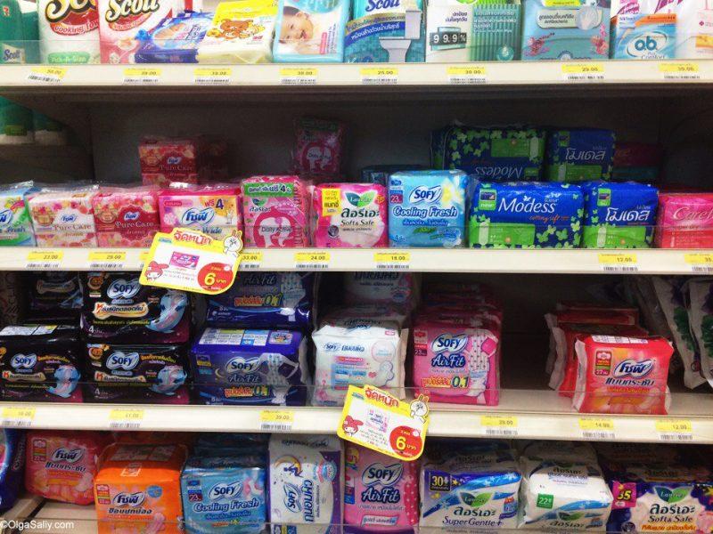 Фото обзор цен в магазинах 7-11 в Тайланде (21)