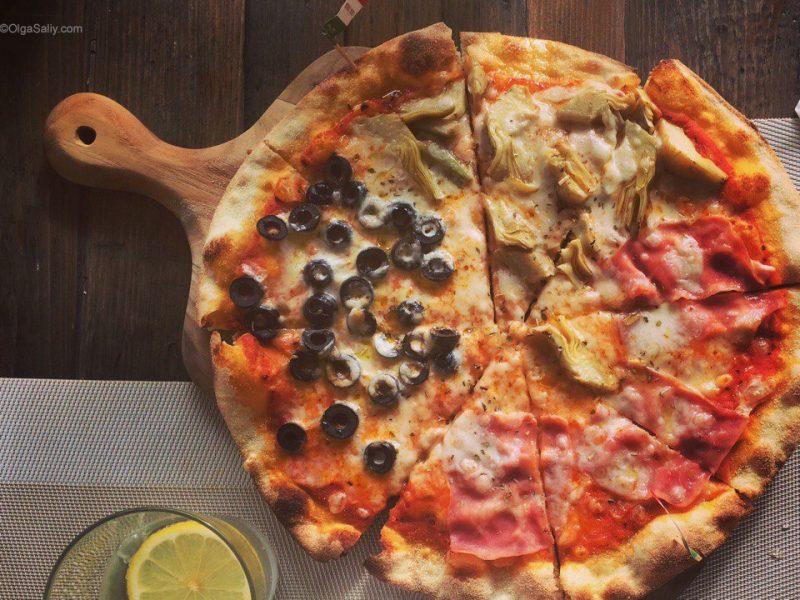 Самая вкусная пицца на Самуи