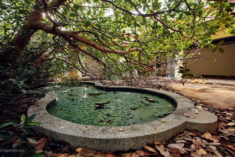 Заброшенная вилла с бассейном Таиланд, Самуи