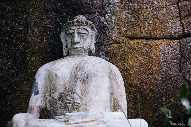 Заброшенные статуи на Самуи. Тайные места острова (10)