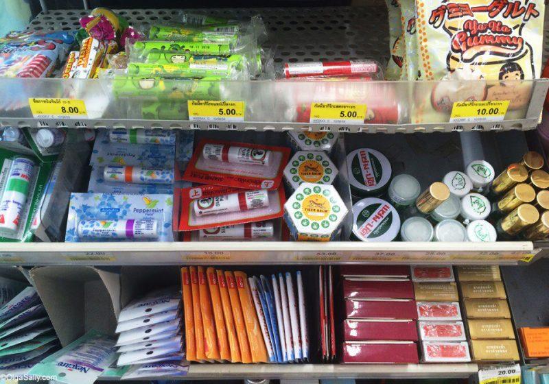 Фото обзор цен в магазинах 7-11 в Тайланде (2)