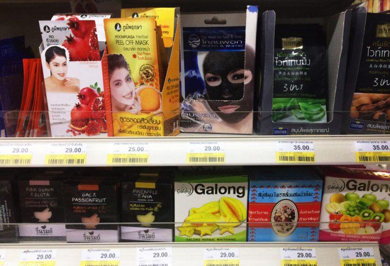 Фото обзор цен в магазинах 7-11 в Тайланде (18)