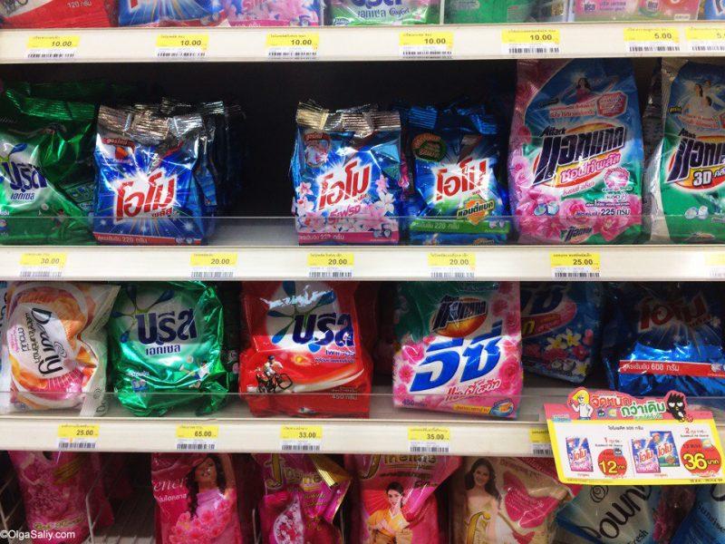 Фото обзор цен в магазинах 7-11 в Тайланде (15)