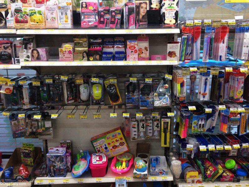 Фото обзор цен в магазинах 7-11 в Тайланде (5)
