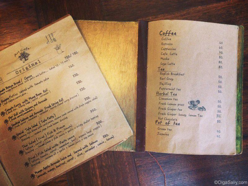 Арт кафе на Самуи, где поесть, сыроедческое (1)