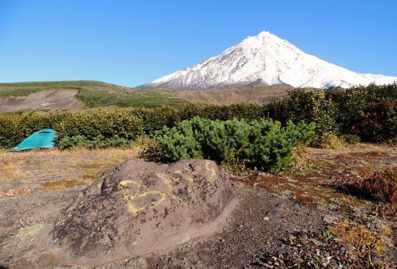 Подножье вулканов Авачинский и Корякский