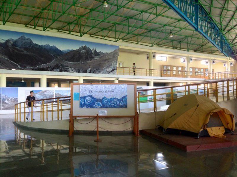 Общий вид единственного в мире музея