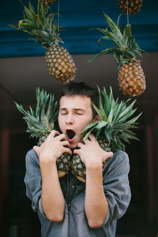 МЧ с ананасами