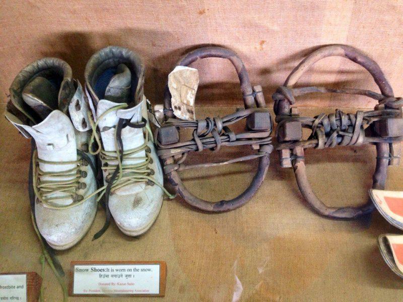 обувь первых покорителей
