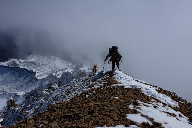 Как подняться на вулкан на Камчатке