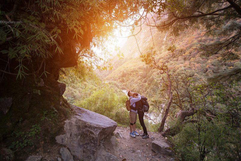 Свадебная фотосессия в Гималаях, Непал (32)