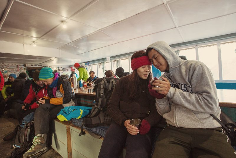 Базовый лагерь Аннапурны Непал