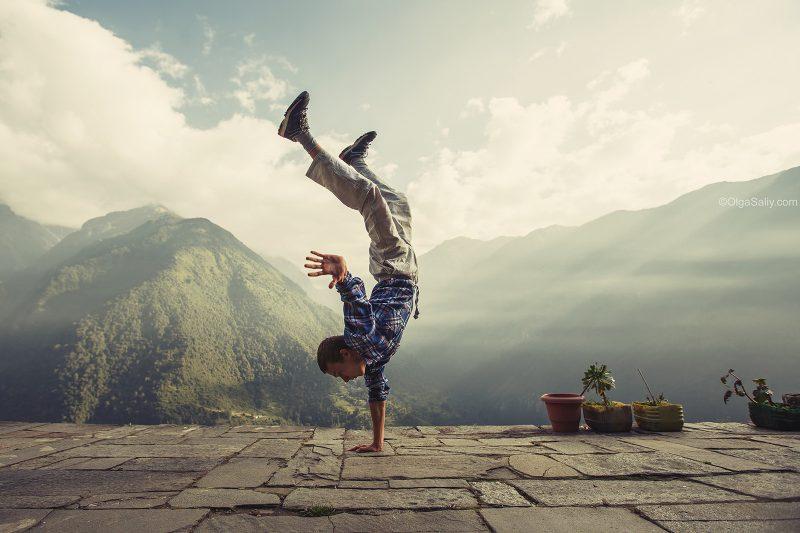 В Непал с головой
