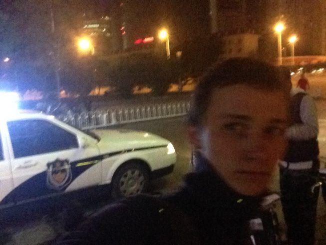 добрая полиция