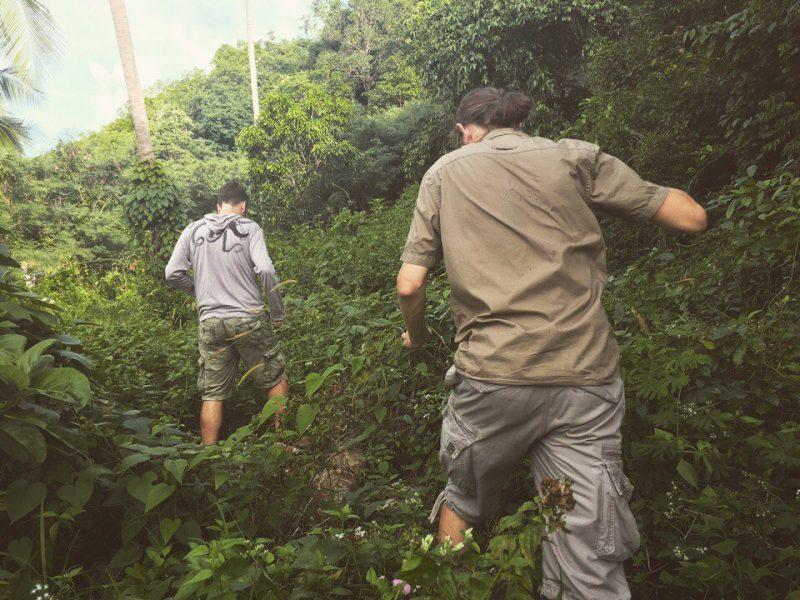 Прогулки по Самуи, тайные места острова (4)