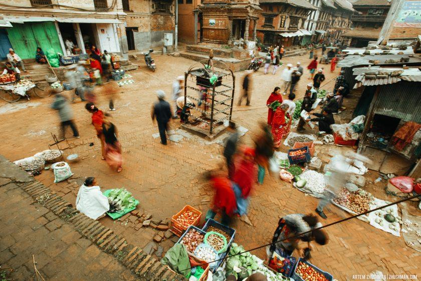 Бхактапур – живое непальское средневековье