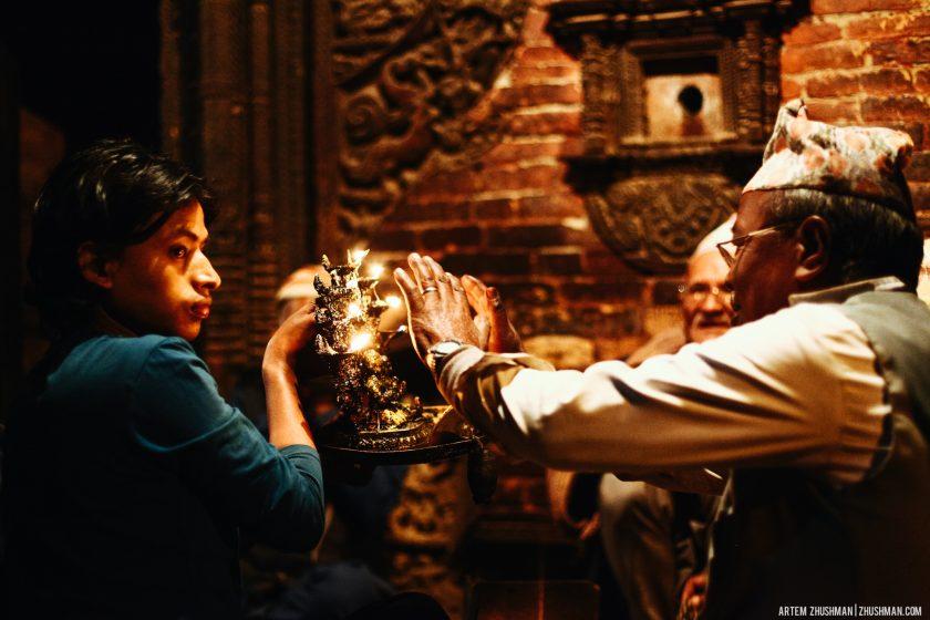 Бхактапур - живое непальское средневековье