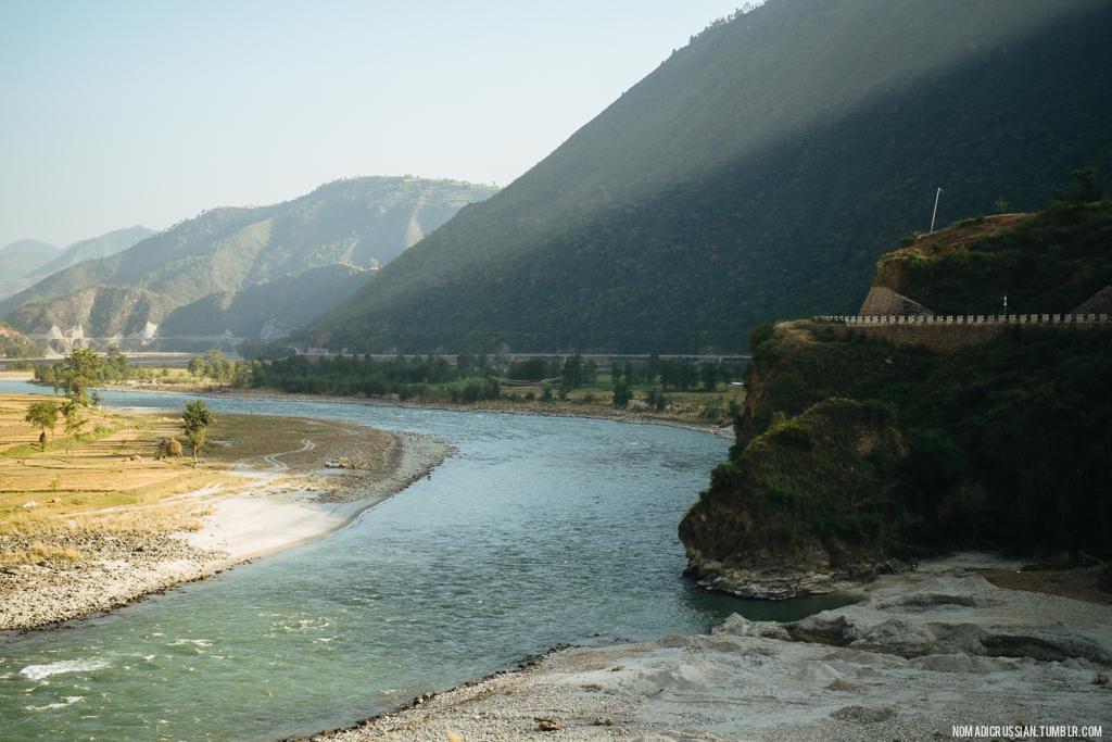 Путешествие по Непалу на мотоцикле (16)