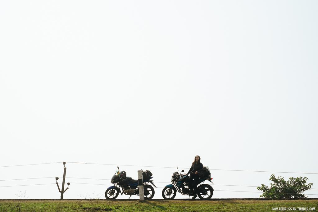 Путешествие по Непалу на мотоцикле (20)