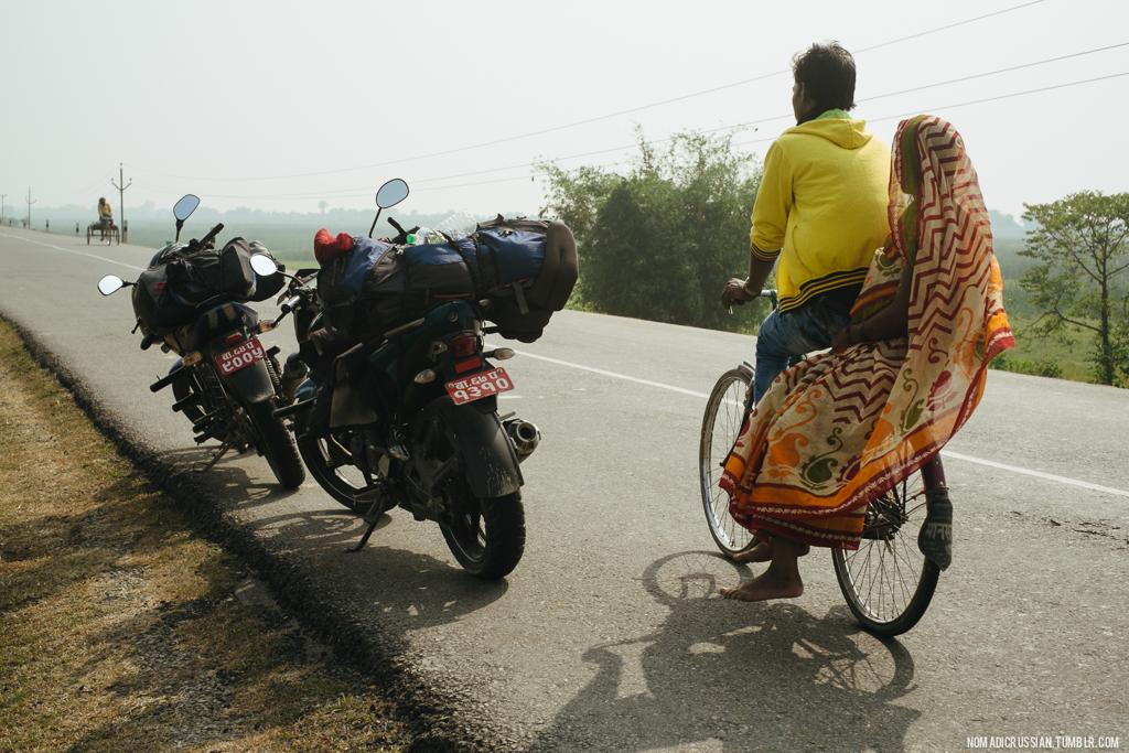 Путешествие по Непалу на мотоцикле (19)