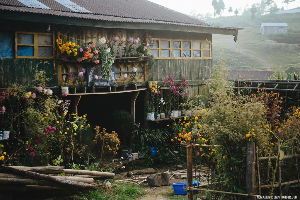 Путешествие по Непалу на мотоцикле (14)